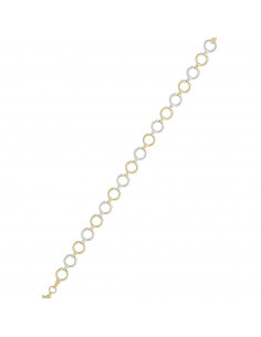 Boucle D'Oreilles Instant d'or iris (12Mm) Or Jaune 375/1000