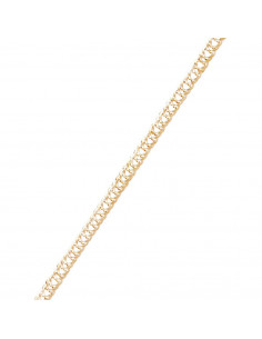 Bracelet Instant d'or bracelet Mélodie Or Jaune 375/1000