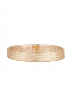 Bracelet Instant d'or Belle Topaze Or Jaune 375/1000