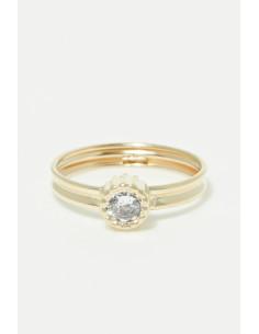"Bracelet ""Lettre L Golden"""