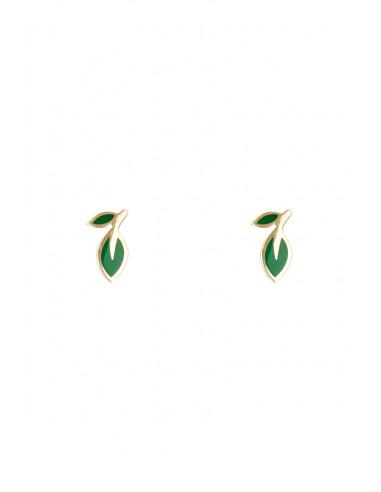 "Pendentif ""Brillants pendants"" Or Jaune 375/1000"